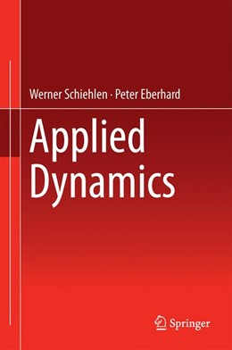 Abbildung von Schiehlen / Eberhard | Applied Dynamics | 2014