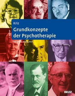 Abbildung von Kriz | Grundkonzepte der Psychotherapie | 7. Auflage | 2014 | beck-shop.de