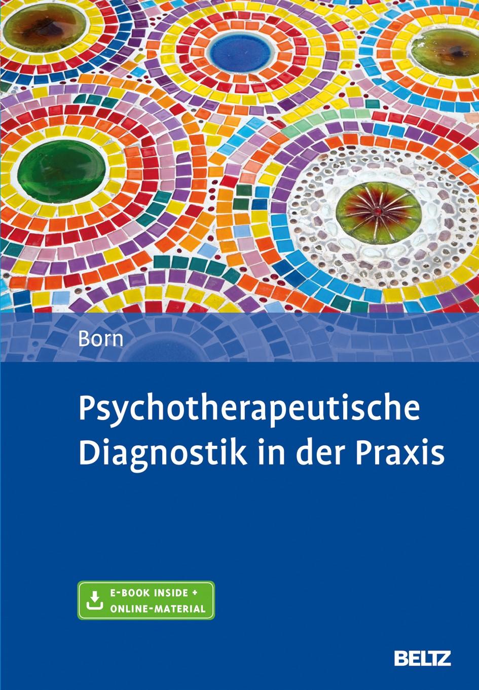 Abbildung von Born | Psychotherapeutische Diagnostik in der Praxis | 2014