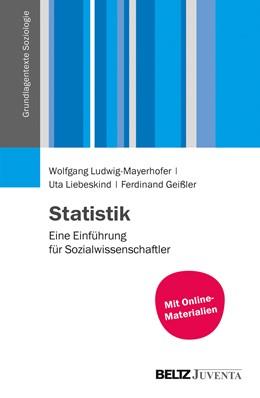 Abbildung von Ludwig-Mayerhofer / Liebeskind | Statistik | 1. Auflage | 2014 | beck-shop.de