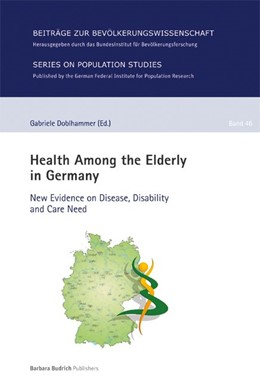 Abbildung von Doblhammer | Health Among the Elderly in Germany | 2014 | New Evidence on Disease, Disab... | 46