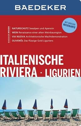 Abbildung von Abend | Baedeker Reiseführer Italienische Riviera, Ligurien | 10. Auflage | 2014 | mit GROSSER REISEKARTE