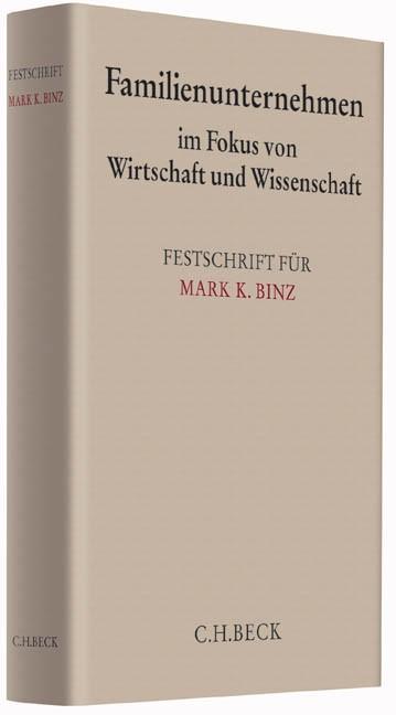 Familienunternehmen im Fokus von Wirtschaft und Wissenschaft, 2014 | Buch (Cover)