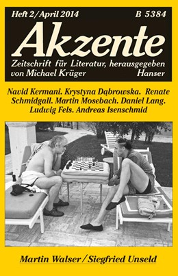 Abbildung von Akzente 2 / 2014 | 1. Auflage | 2014 | beck-shop.de