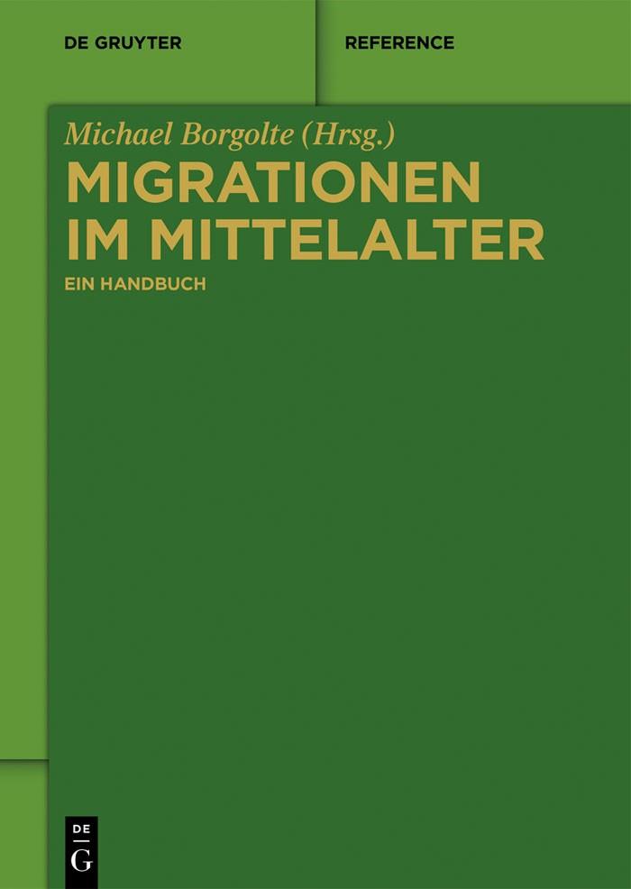 Migrationen im Mittelalter | Borgolte, 2014 | Buch (Cover)