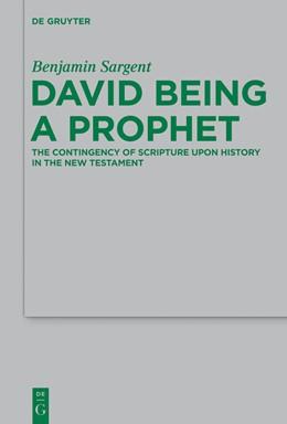 Abbildung von Sargent | David Being a Prophet | 2014 | The Contingency of Scripture u... | 207