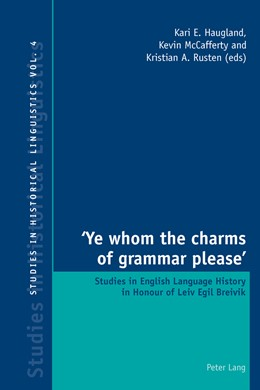 Abbildung von Haugland / McCafferty | 'Ye whom the charms of grammar please' | 1. Auflage | 2014 | 4 | beck-shop.de