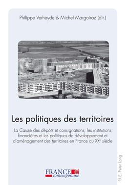 Abbildung von Margairaz / Verheyde | Les politiques des territoires | 2014 | La Caisse des dépôts et consig... | 5