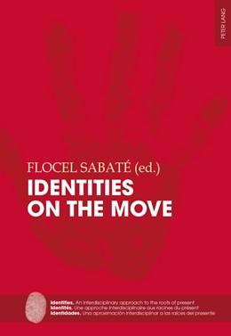 Abbildung von Sabaté   Identities on the Move   1. Auflage   2014   1   beck-shop.de