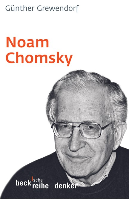 Cover: Günther Grewendorf, Noam Chomsky
