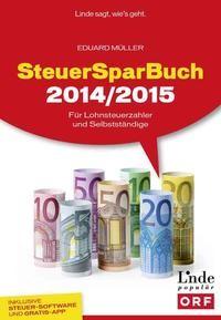 SteuerSparBuch 2014/2015 | Müller | 1. Auflage 2015, 2014 | Buch (Cover)