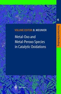 Abbildung von Meunier   Metal-Oxo and Metal-Peroxo Species in Catalytic Oxidations   2000   97