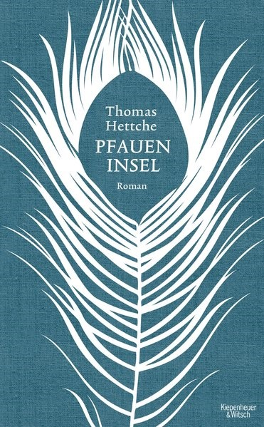 Pfaueninsel | Hettche, 2014 | Buch (Cover)