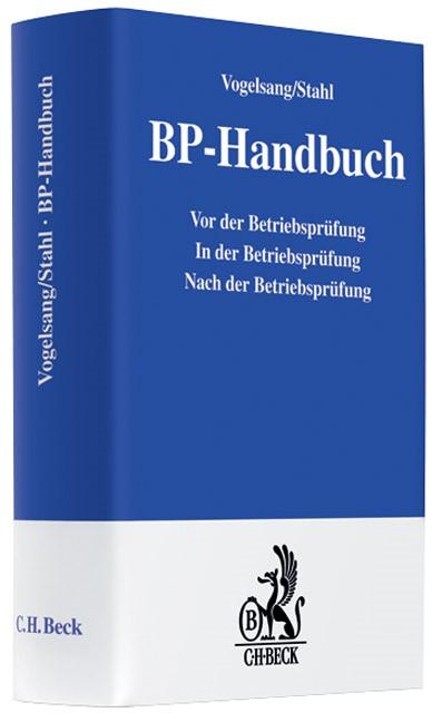 BP - Handbuch | Vogelsang / Stahl, 2008 | Buch (Cover)