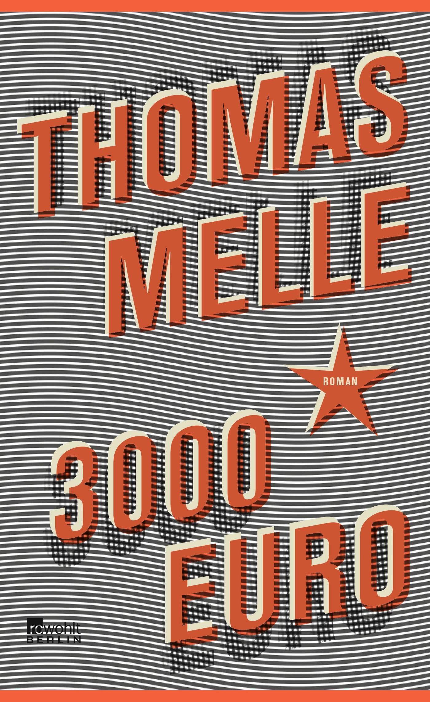 3000 Euro | Melle, 2014 | Buch (Cover)