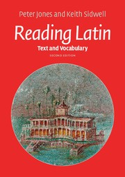Abbildung von Jones / Sidwell | Reading Latin | 2016