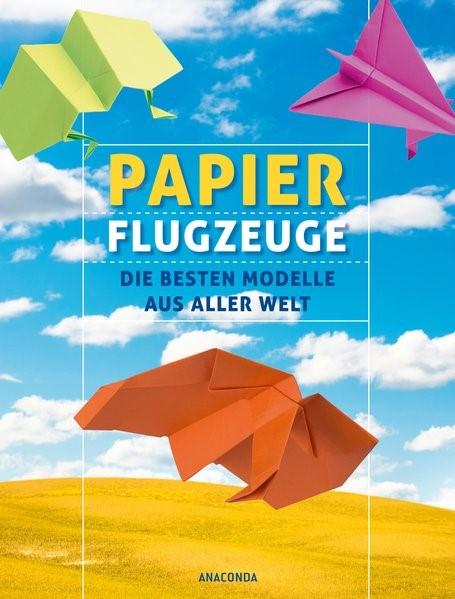 Papierflugzeuge | Morris, 2014 | Buch (Cover)