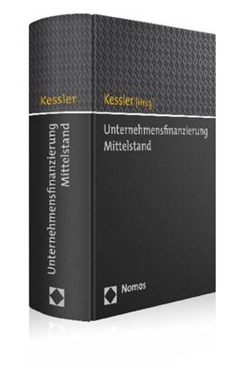 Abbildung von Kessler (Hrsg.)   Unternehmensfinanzierung Mittelstand   2015