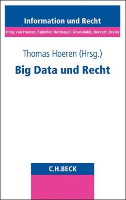 Abbildung von Hoeren | Big Data und Recht | 2014 | Band 83