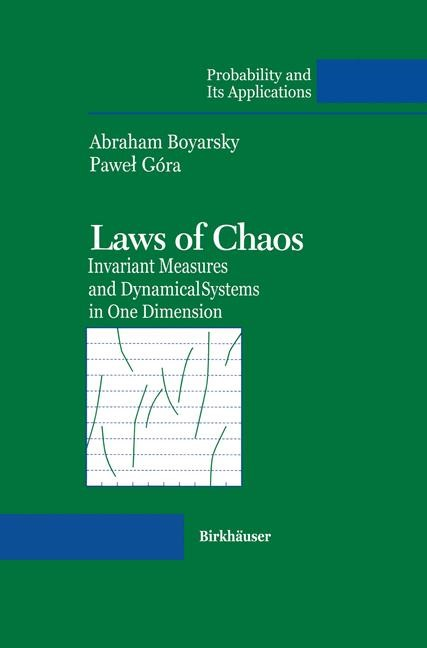 Laws of Chaos | Boyarsky / Gora, 1997 | Buch (Cover)