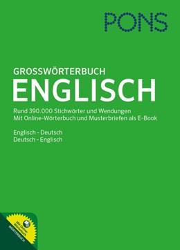 Abbildung von PONS Großwörterbuch Englisch | 1. Auflage | 2014 | beck-shop.de