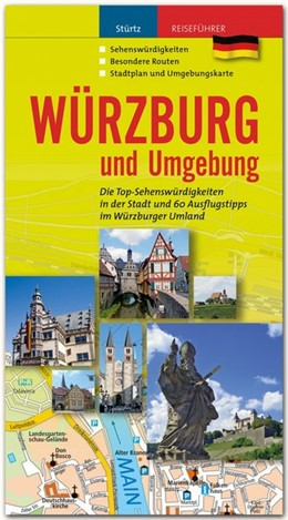 Abbildung von Würzburg und Umgebung | 1. Auflage | 2014 | Die Top-Sehenswürdigkeiten in ...