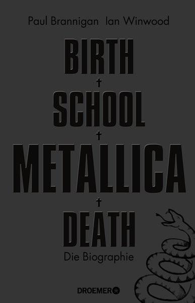 Birth School Metallica Death | Brannigan / Winwood, 2014 | Buch (Cover)