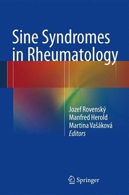 Abbildung von Rovenský / Herold | Sine Syndromes in Rheumatology | 1. Auflage | 2013 | beck-shop.de