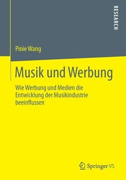 Abbildung von Wang   Musik und Werbung   1. Auflage   2013   beck-shop.de