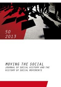 Moving the Social 50 / 2013, 2014 | Buch (Cover)