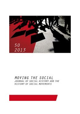 Abbildung von Moving the Social 50 / 2013 | 2014 | Journal of Social History and ... | 50