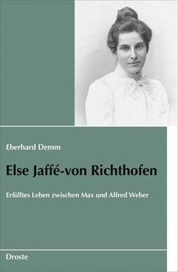 Abbildung von Demm | Else Jaffé-von Richthofen | 1. Auflage | 2014 | beck-shop.de