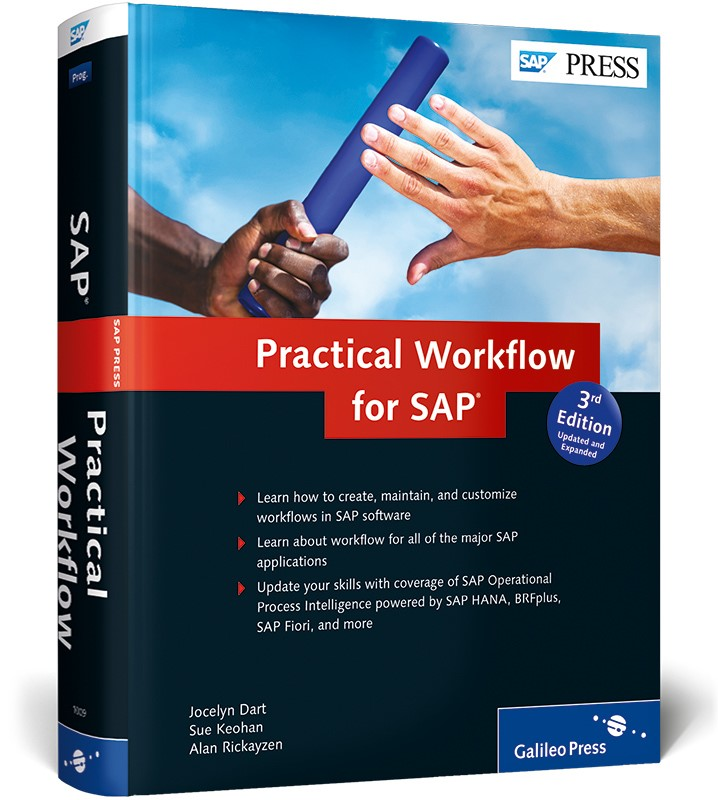 Practical Workflow for SAP | Adams / Anikeev / Bakker, 2014 | Buch (Cover)