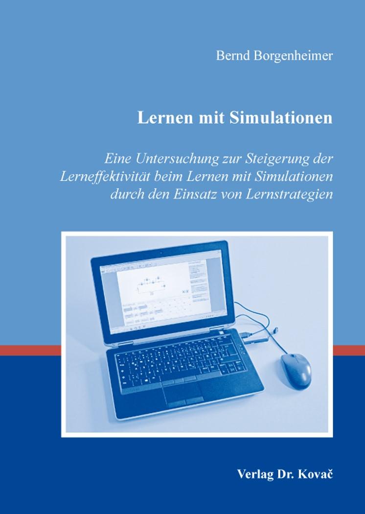 Lernen mit Simulationen | Borgenheimer, 2014 | Buch (Cover)