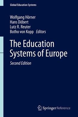 Abbildung von Hörner / Döbert / Reuter / Kopp | The Education Systems of Europe | 2nd ed. 2015 | 2015