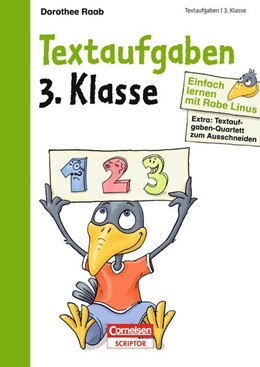 Abbildung von Raab | Einfach lernen mit Rabe Linus - Textaufgaben 3. Klasse | 1. Auflage | 2014 | beck-shop.de