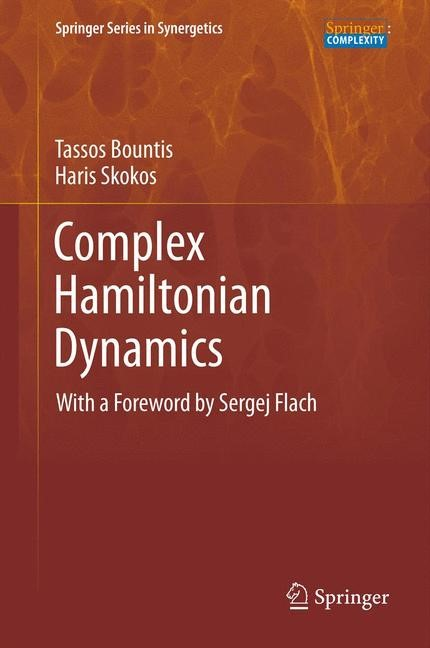 Complex Hamiltonian Dynamics | Bountis / Skokos, 2014 | Buch (Cover)