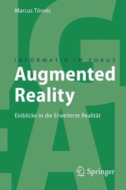 Abbildung von Tönnis | Augmented Reality | 2010 | 2010 | Einblicke in die Erweiterte Re...