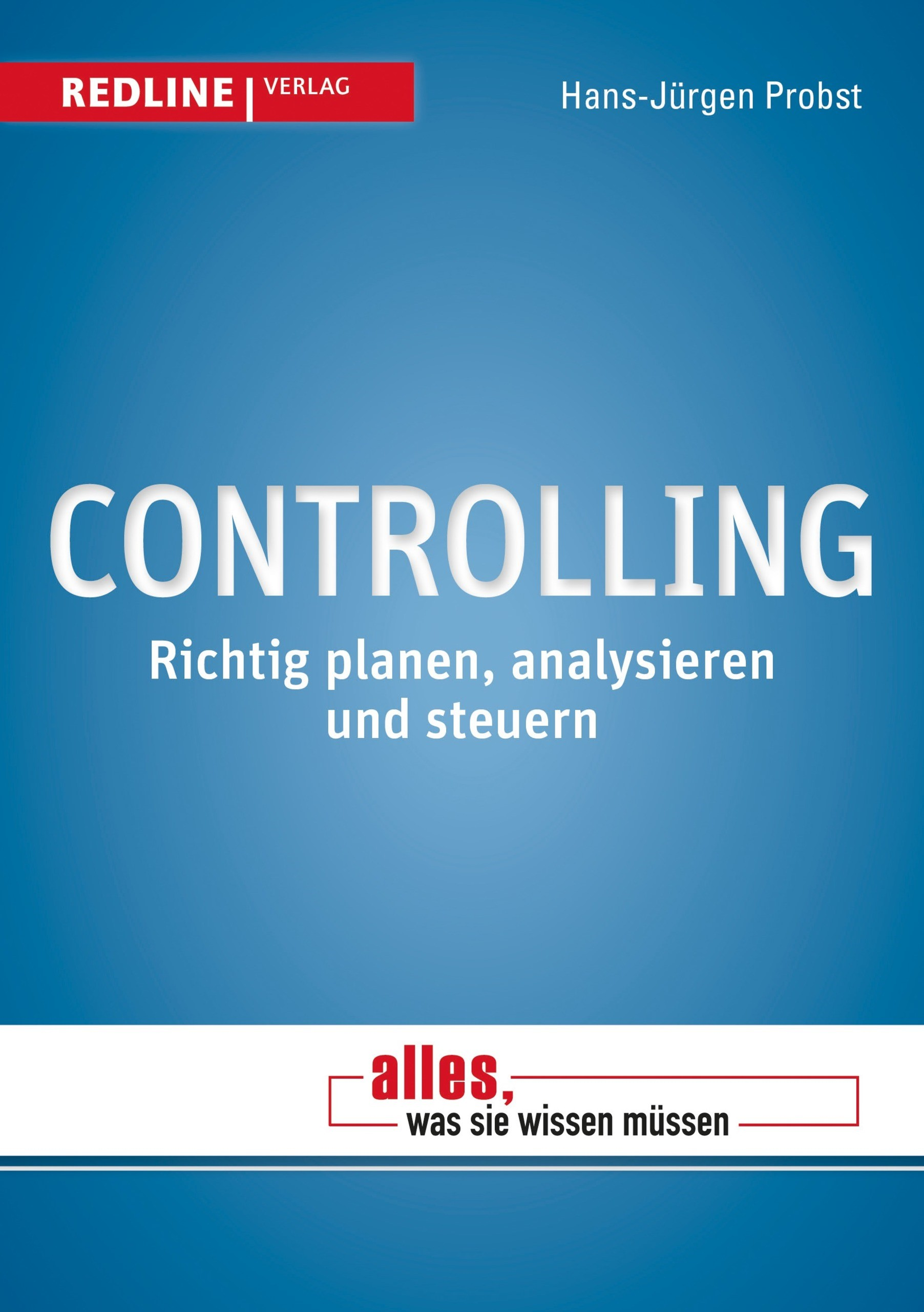 Controlling | Probst, 2014 | Buch (Cover)