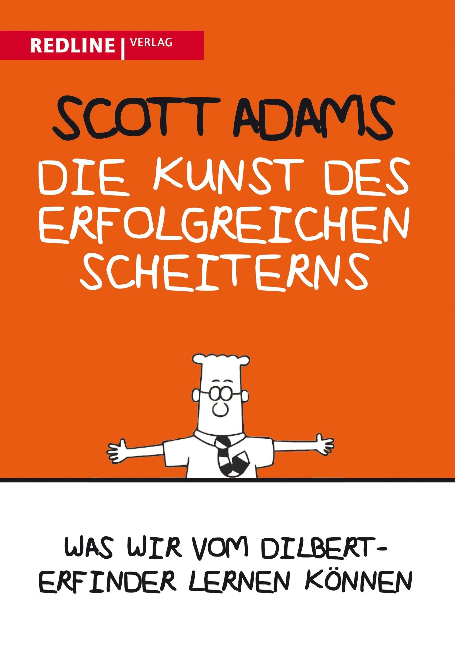 Die Kunst des erfolgreichen Scheiterns | Adams, 2014 | Buch (Cover)