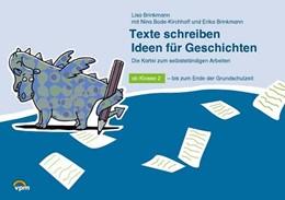 Abbildung von ABC Lernlandschaft 2+ / Texte schreiben: Ideen für Geschichten - Die Kartei zum selbstständigen Arbeiten | 1. Auflage | 2015 | beck-shop.de