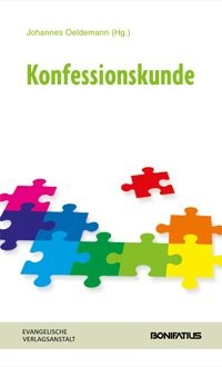 Konfessionskunde | Oeldemann, 2015 | Buch (Cover)