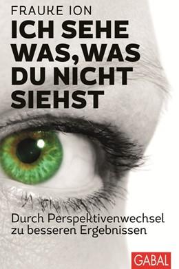 Abbildung von Ion | Ich sehe was, was du nicht siehst | 1. Auflage | 2014 | beck-shop.de