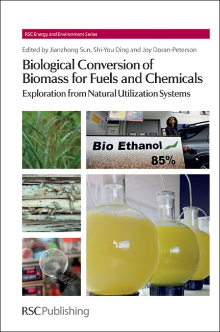 Abbildung von Sun / Ding / Peterson | Biological Conversion of Biomass for Fuels and Chemicals | 2013