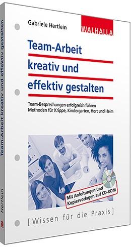Abbildung von Hertlein   Teamarbeit - Effektiv und kreativ gestalten   2015   Team-Besprechungen erfolgreich...