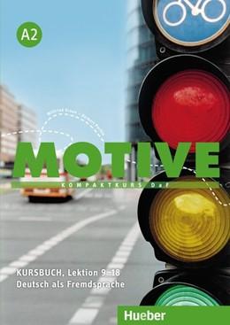 Abbildung von Krenn / Puchta | Motive A2. Kursbuch Lektion 9-18 | 1. Auflage | 2015 | beck-shop.de