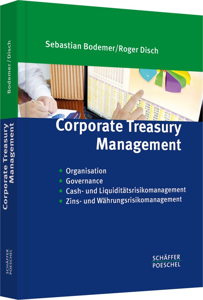 Corporate Treasury Management | Bodemer / Disch, 2014 (Cover)
