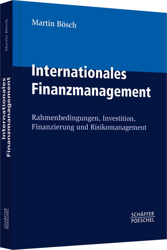 Internationales Finanzmanagement | Bösch, 2014 | Buch (Cover)