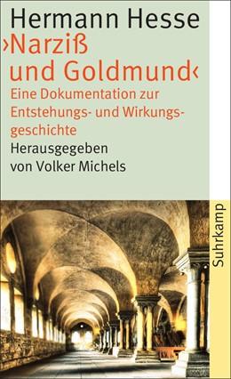 Abbildung von Hesse / Michels | Hermann Hesse, ›Narziß und Goldmund‹ | 1. Auflage | 2015 | 4573 | beck-shop.de