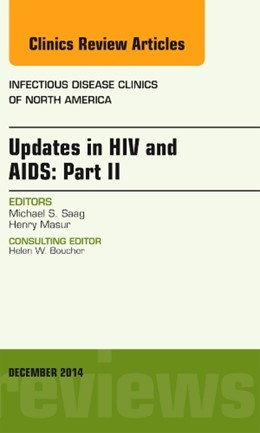 Abbildung von Saag | Updates in HIV and AIDS: Part II, An Issue of Infectious Disease Clinics | 2014 | 28-4